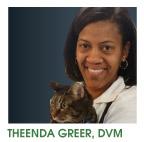 Theenda Greer, DVM