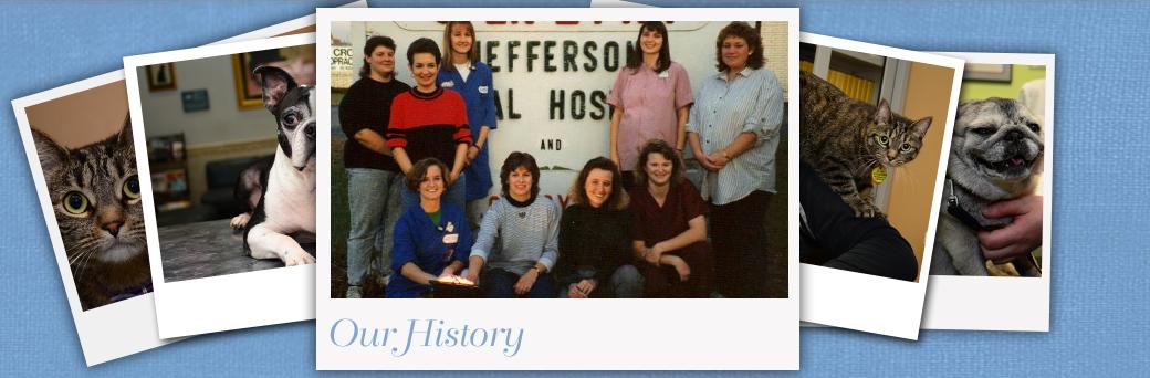 Jefferson Animal Hospital Fern Creek History
