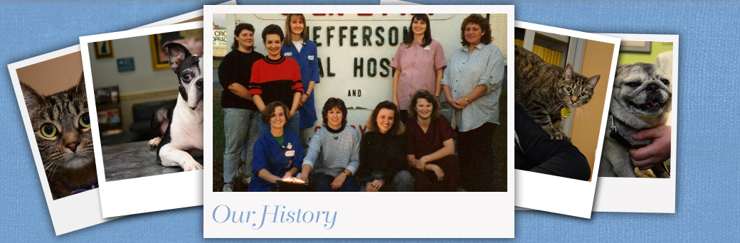 Jefferson Animal Hospital Fern Creek History