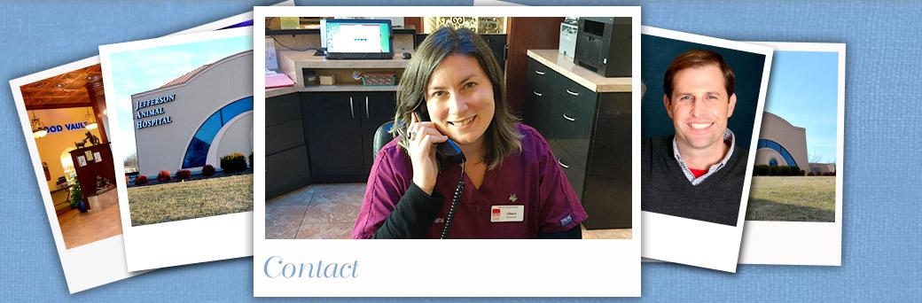 Jefferson Animal Hospital Fern Creek Medical Center Contact