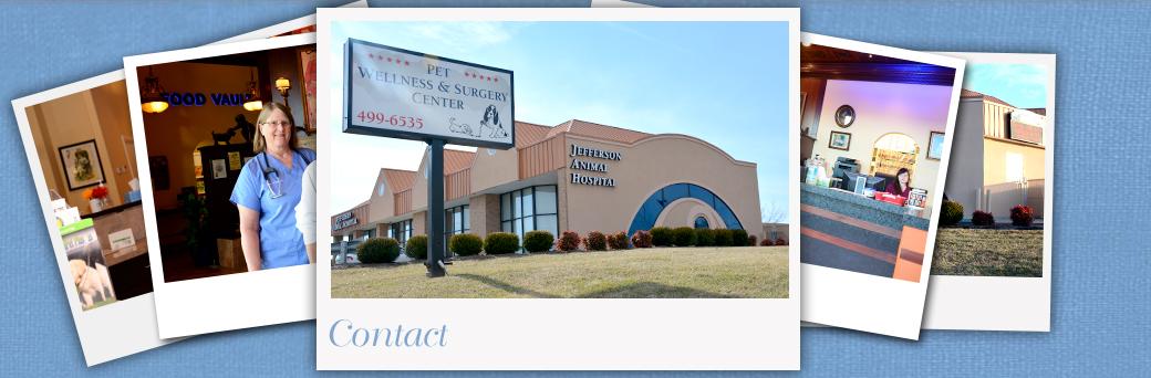 Jefferson Animal Hospital Fern Creek Medical Center Louisville, KY