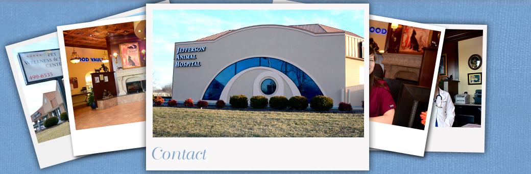 Jefferson Animal Hospital Fern Creek Medical Center Vet Location